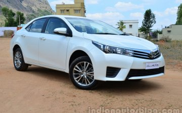 Rent  Group D4: Toyota Corolla Diesel A/C