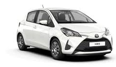 Group C: Toyota Yaris AC or Similar