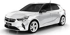 Group C: Opel Corsa A/C or Similar