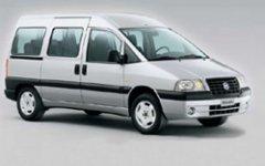 Group L: Fiat Scudo Minibus AC