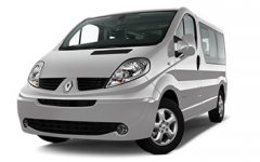 Group L1: Renault Trafic 9 Seats