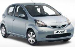 Group A: Toyota Aygo AC