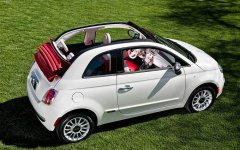 Group F: FIAT 500 or Similar