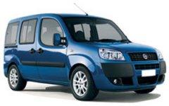 Group K: Fiat Doblo AC or Similar