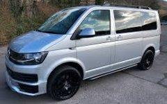 Group l2: VW Transporter or Similar